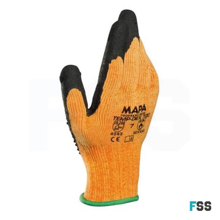 Mapa TempDex -Plus 720 Glove - heat & cut protect