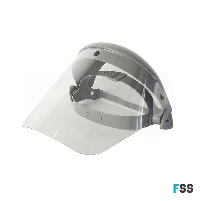 Warrior Face Shield Browguard Clear Visor