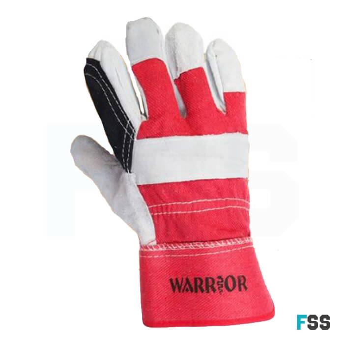 Warrior Reinforced Palm Rigger Glove