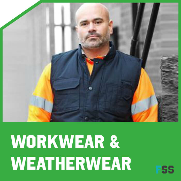 workwear and weatherwear