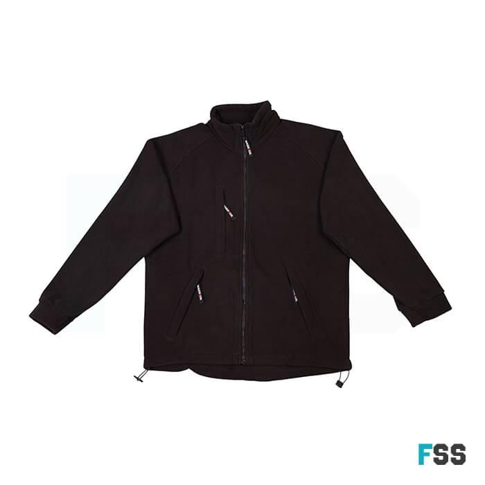 Warrior Baltimore Fleece Coat