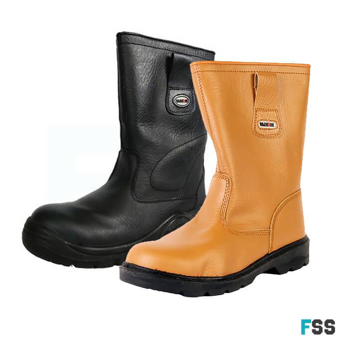 Warrior Rigger Boot