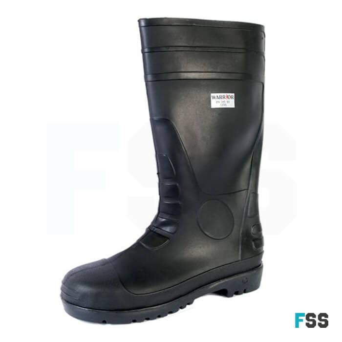 Warrior Safety Wellington Boot
