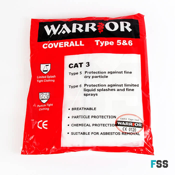 Warrior Type 5 and 6 Coverall