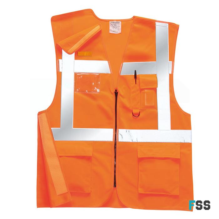 Portwest Executive Rail Vest (Rail)