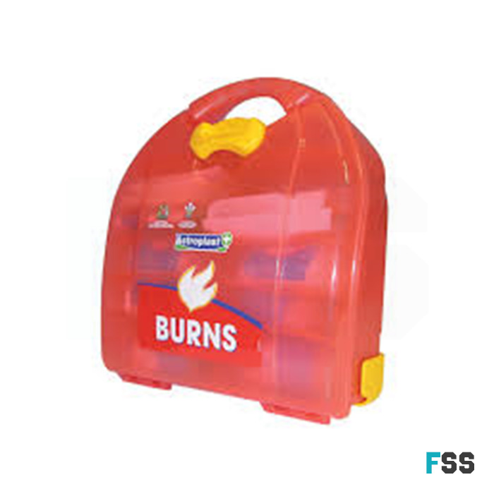 First-AID-burns-kit