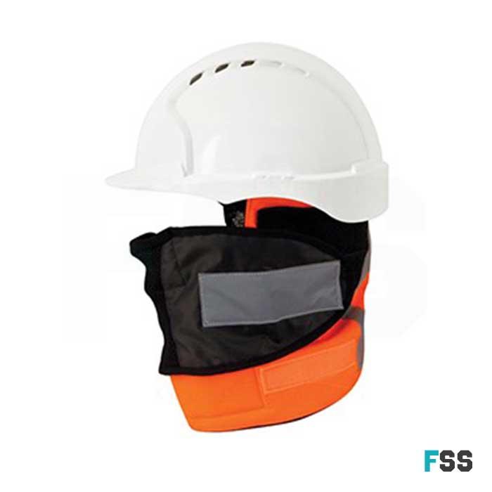 Thermal Helmet Warmer for Rail GO/RT RIS-3279 - Hi Vis Orange