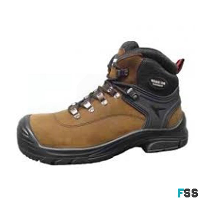 Warrior Unisex waterproof hiker boot