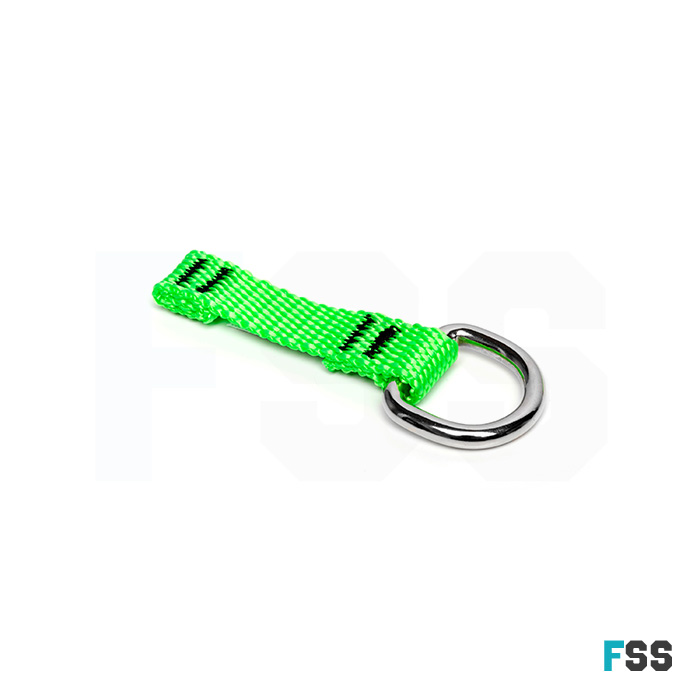 NLG Small D Ring Tool Tether (MOQ x10)