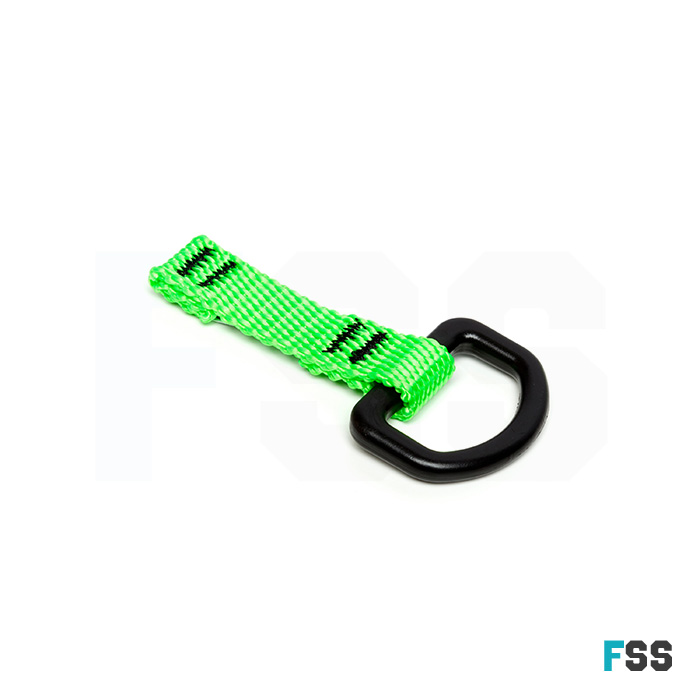 NLG Non-Conductive D Ring Tool Tether (MOQ x10)
