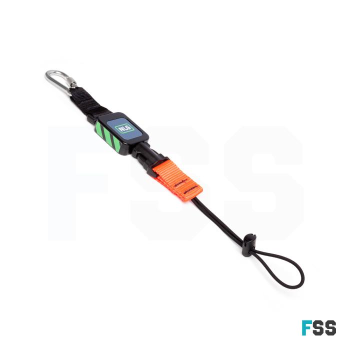 NLG Lightweight Retractable Tool Lanyard