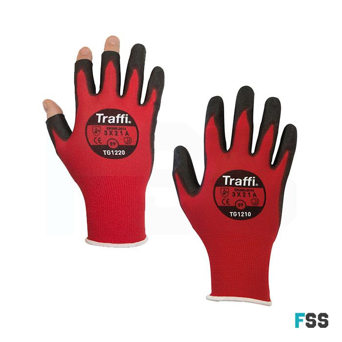 Traffi-glove-red-metric