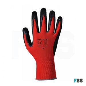 Portwest Red Cut 1 glove PU