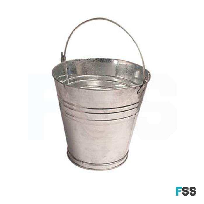 Galvanised-Bucket