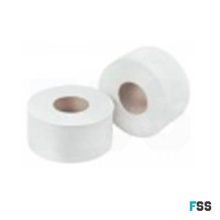 Jumbo toilet rolls