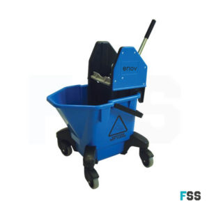 Kentucky Mop Bucket with Wringer v2