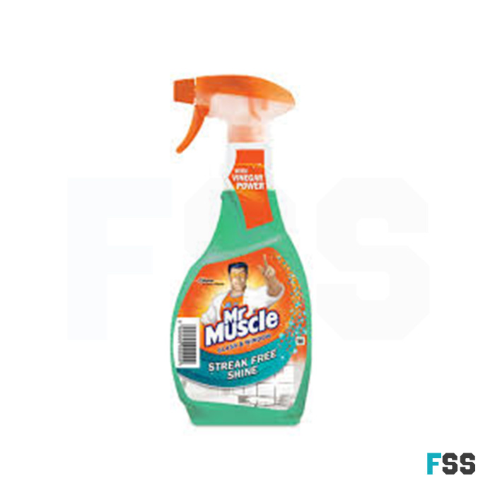 Mr-Muscle-glass-cleaner