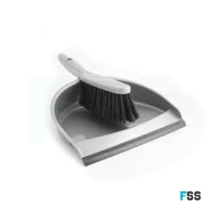 Plastic-Dustpan-and-Brush-Set