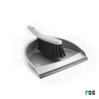 Plastic-Dustpan-and-Brush-Set