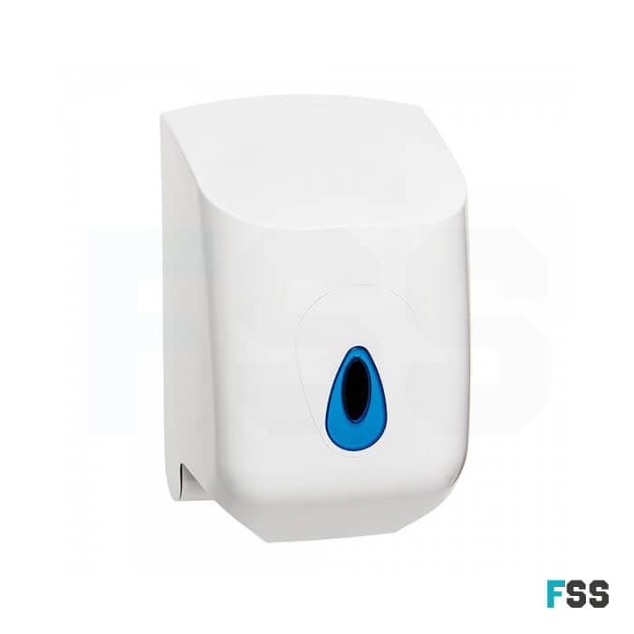 Plastic centrefeed dispenser