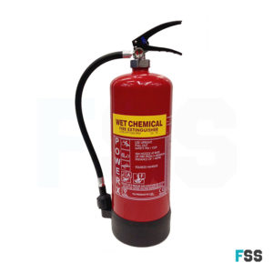 6L-wet-chemical-extinguisher