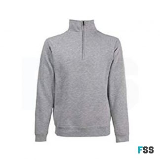 Premium-half-zip-sweatshirt