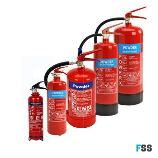 dry-powder-extinguishers