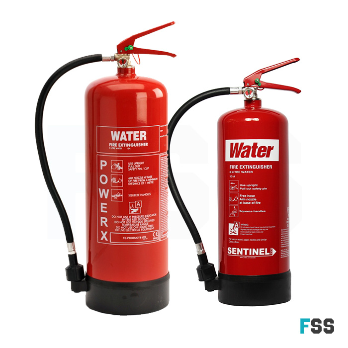 water-extinguishers
