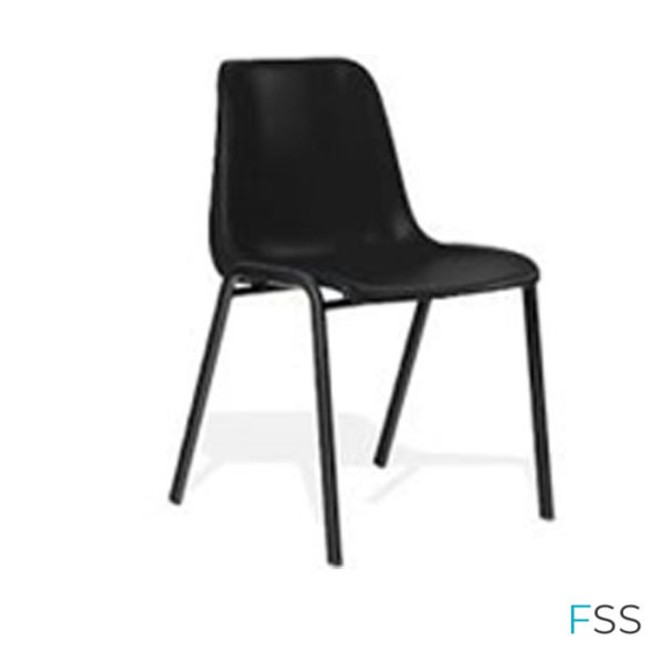 POLY-CHAIRS-BLK