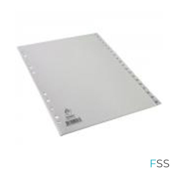 A4-White-1-20-Polypropylene-Index