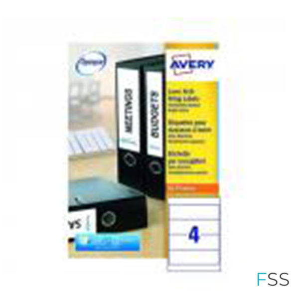 Avery-Lever-Arch-Filing-Laser-Labels-200x60mm-Pack-of-400