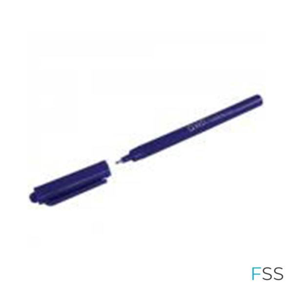 Fineliner-0.4mm-Blue-Pens-Pack-of-10