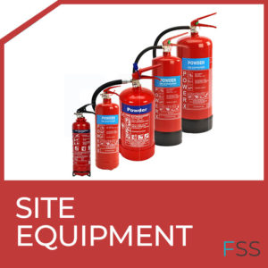 SITE EQUIPMENT