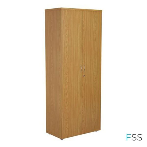 WOODEN-LOCKABLE-CABINET